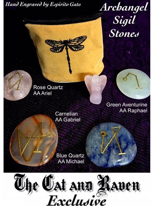 Angel Sigil Stones (Set)