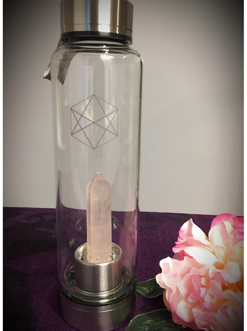 Crystal Elixir Water Bottle (Direct)
