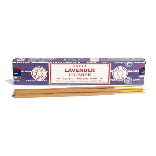 Lavender Incense Sticks (15g)