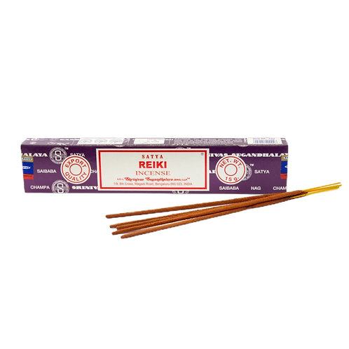 Reiki Incense Sticks (15g)