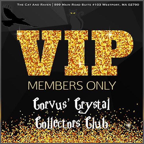 Membership: Corvus Crystal Collectors Club
