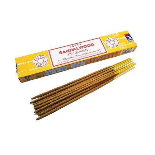 Sandalwood Incense Sticks (15g)