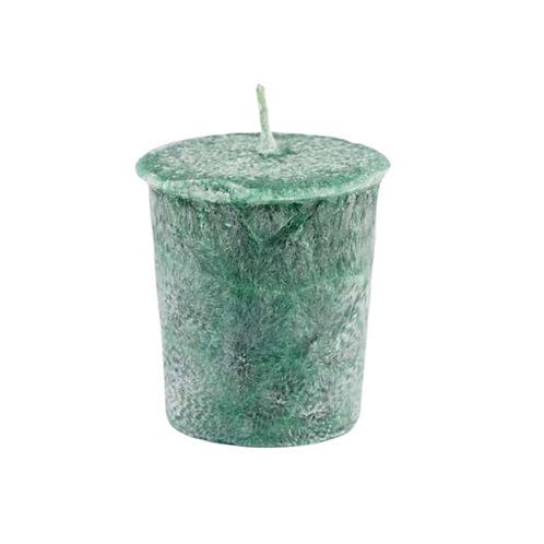 Patchouli Palm Oil Votive Candles