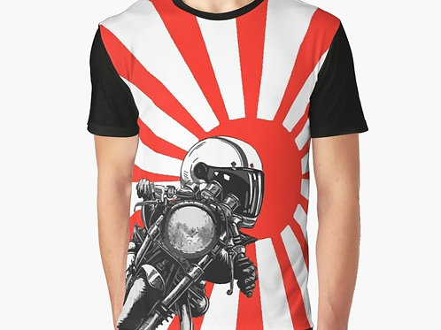 Cafe Racer Graphic T