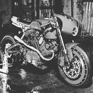 #caferacer #moto #style #custom #racer.j
