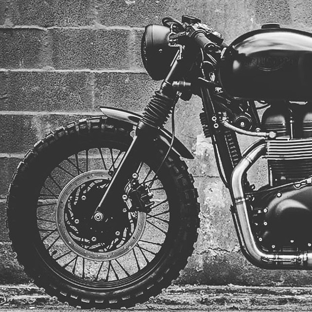 #triumph #scrambler #moto #motorcycle #s