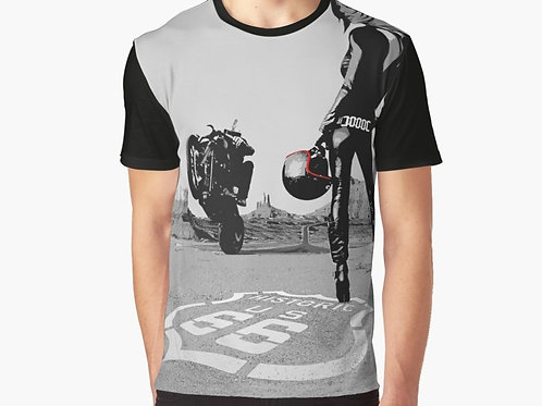 Route 66 Graphic T
