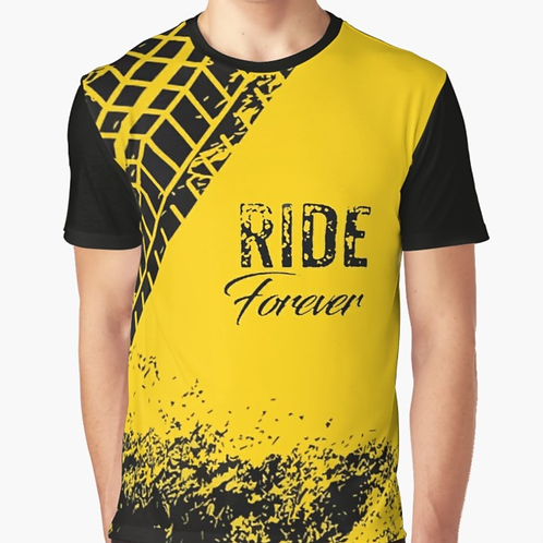 Ride Forever Graphic T