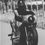 #caferacer #moto #streetstyle #cool #coo