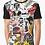 Thumbnail: Sticker bombing Racing Graphic T-Shirt