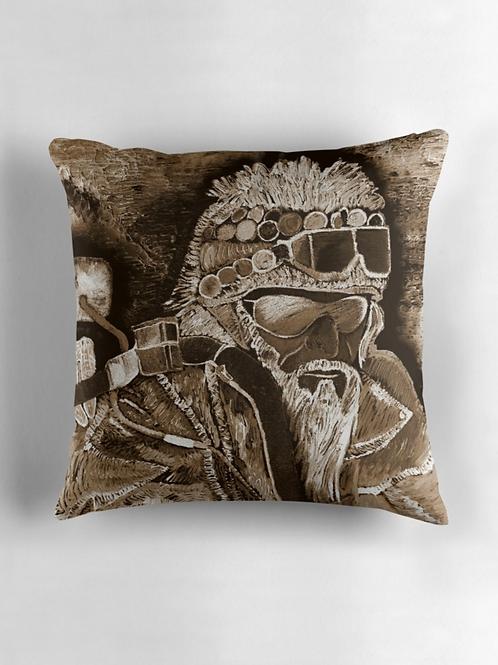 Senior Street Rider Pillow