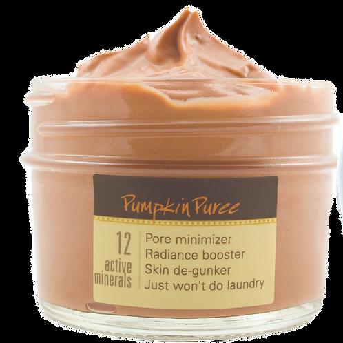 Splendid Dirt Nutrient Mud Mask with Organic Pumpkin Puree