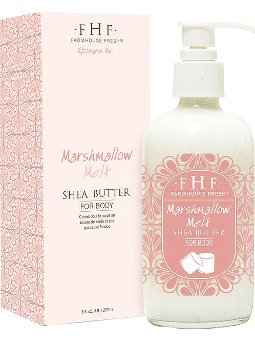 Marshmallow Melt Shea Butter Body Cream