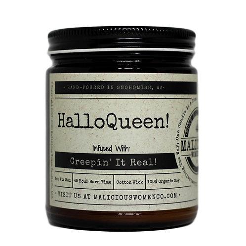 HalloQueen- Pumpkin, Apple, & Ginger
