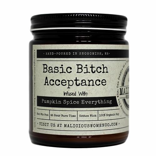 Basic Bitch Acceptance