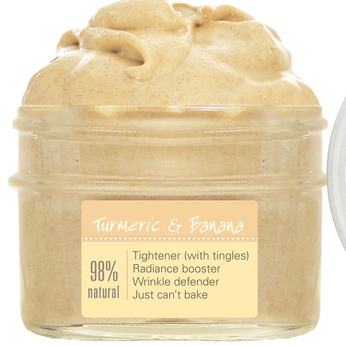 Might Tighty Turmeric & Banana Tightening Mask