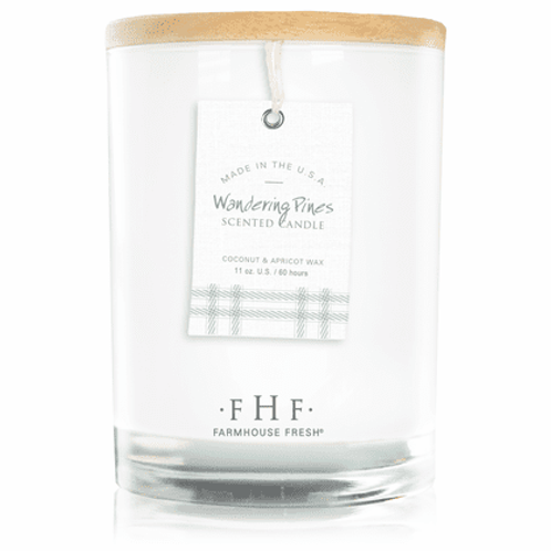 Wandering Pines Candle
