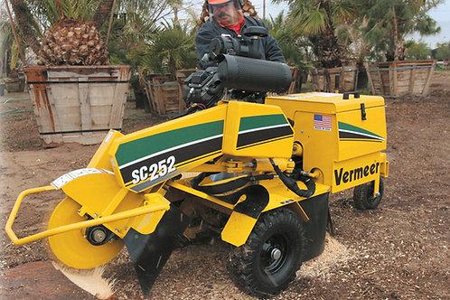 Vermeer SC252 Stump Grinder