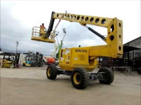 Grove A62J Boom Lift