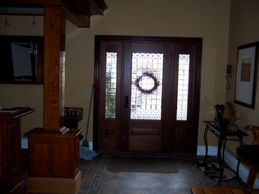 Front Door Replacement - Brian K. Otto Home Remodeling