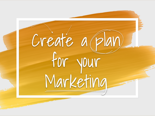 It's Time to Make a Real Marketing Plan