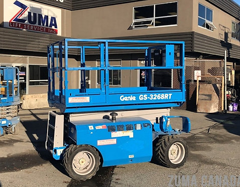 Genie GS3268RT Scissor Lift