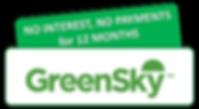 Financing Options - GreenSky - Wischmeyer's Plumbing Plus - Rochester, NY