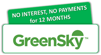 Financing Options - GreenSky - Wischmeyer's Plumbing Plus - Rochester, NY