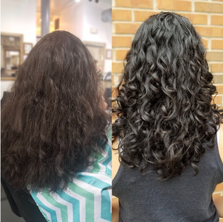 Curly Hair Salon - I Am Sadie