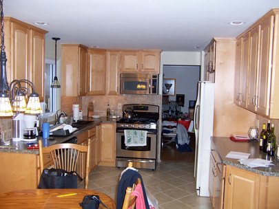 Kitchen Remodeling - Brian K. Otto Home Remodeling