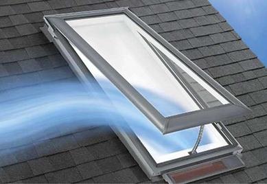 Sky light windows - Highland Contractors