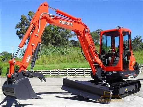 Kubota KX121-3 Mini Excavator