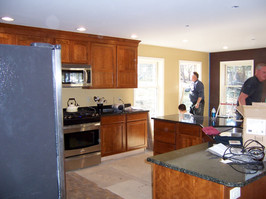 Island Kitchen Remodel - Brian K. Otto Home Remodeling