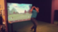 batavia golf - golf simulator - golf driving range