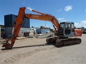 Hitachi EX150LC-5 Hydraulic Excavator