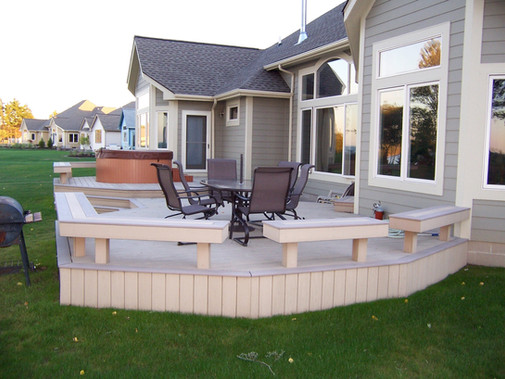 Patio Remodel Contractor - Brian K. Otto Home Remodeling