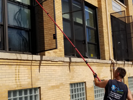 Rochester Prep Window Cleaning
