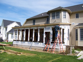 New Addition Sunroom Project - Brian K. Otto Home Remodeling