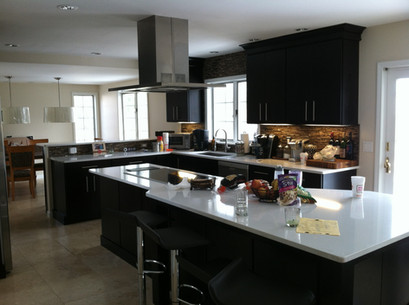 Kitchen Remodel Project - Brian K. Otto Home Remodeling
