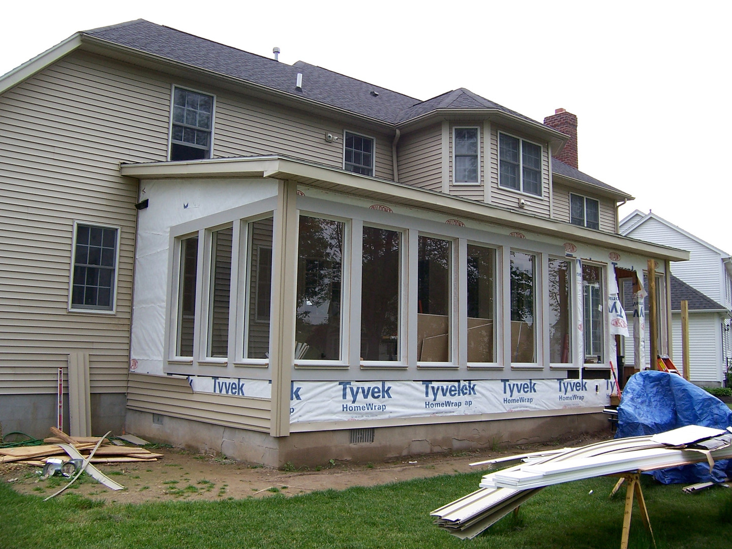 Sunroom Addition Project - Brian K. Otto Home Remodeling