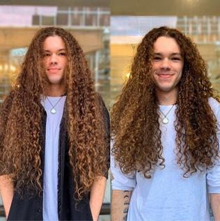 Men Haircut - I Am Sadie