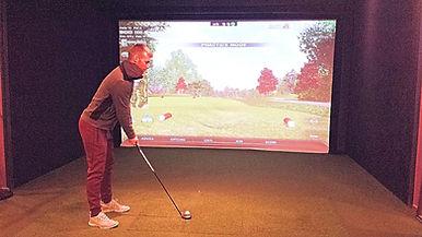 batavia golf - golf simulator - golf driving range