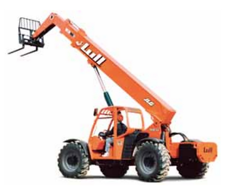 Traverse LULL 1044-54 Material Handler - 44' max lift height - 8,000#