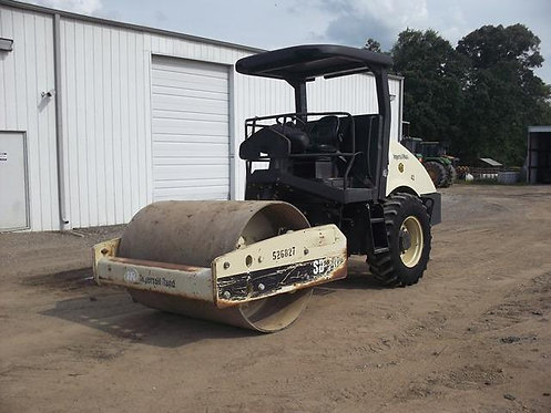 Ingersoll Rand SD70D Vibratory Smooth Drum Roller