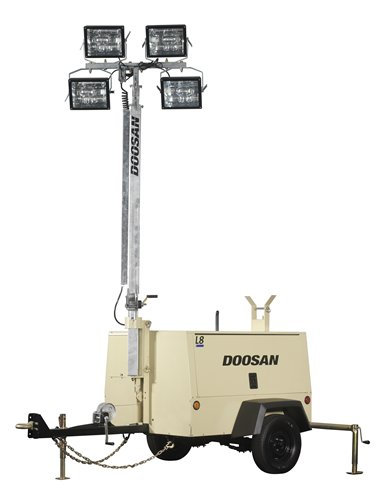 Doosan Towable Light Plant