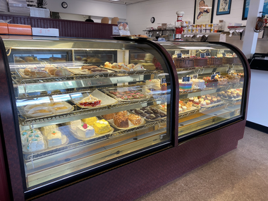 Italian Pastries - Etna Pastry Shop