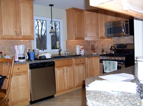 New Kitchen Cabinets - Brian K. Otto Home Remodeling