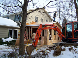 Addition Remodeling - Brian K. Otto Home Remodeling