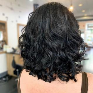 Woman Curly Hair - I Am Sadie
