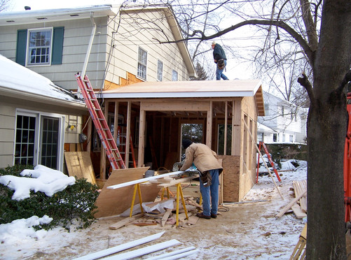 Sunroom Addition Contractor - Brian K. Otto Home Remodeling